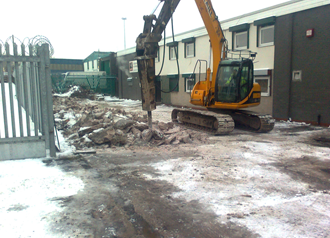 Advanced Groundworks & Development Ltd Building Work
